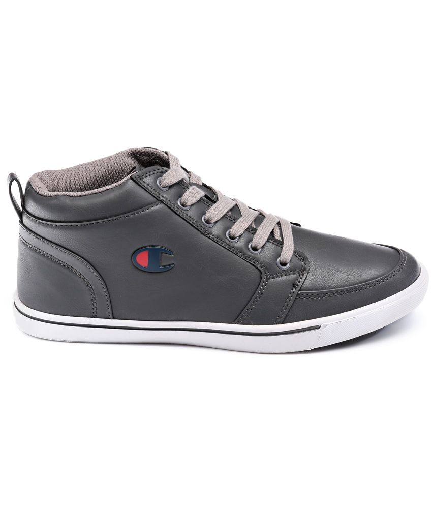 37420e1156705 Champion Gray Casual Shoes - Buy Champion Gray Casual Shoes Online ...