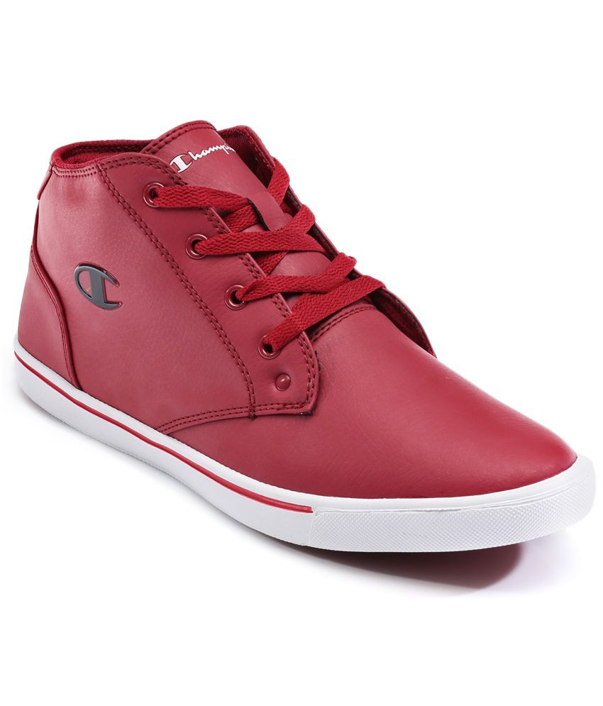 80e0dc44c Champion Shoes Red Casual Shoes - Buy Champion Shoes Red Casual Shoes Online  at Best Prices in India on Snapdeal