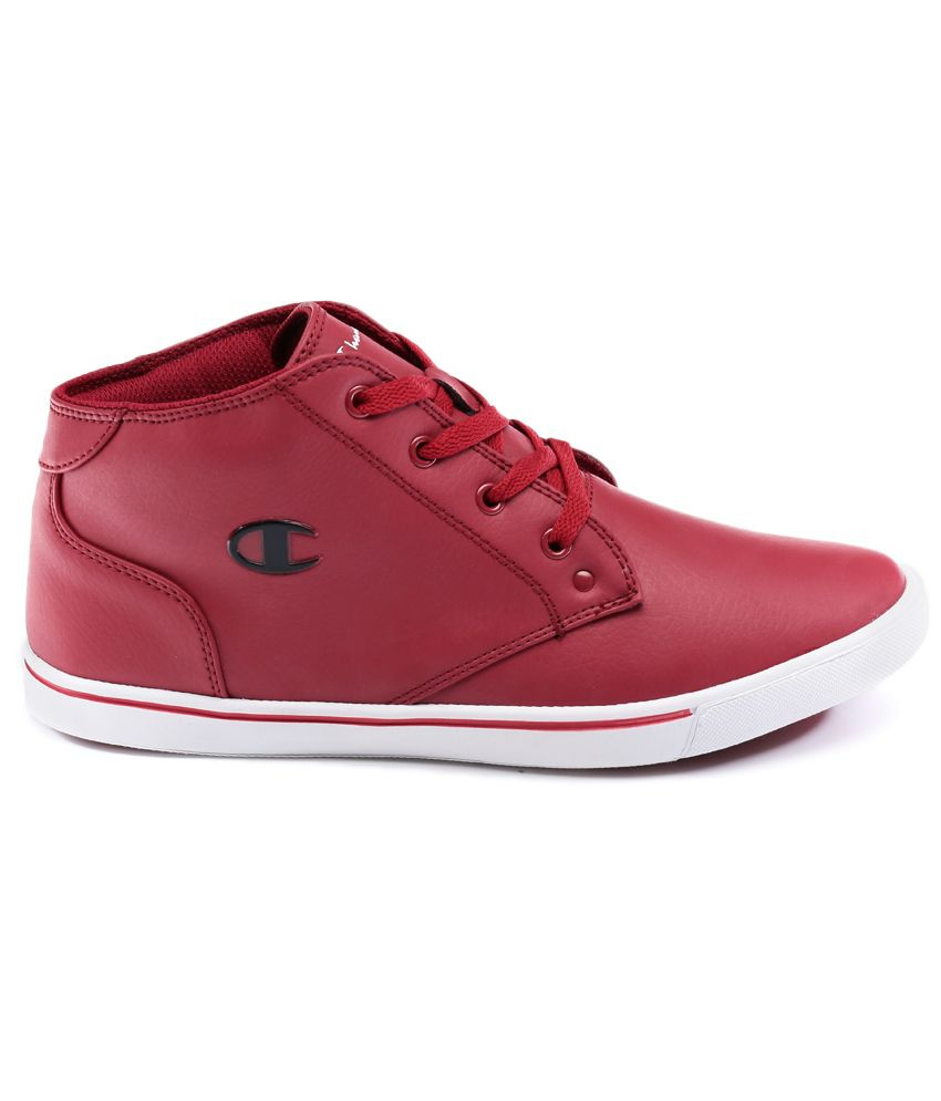 3198956d593d2 Champion Shoes Red Casual Shoes - Buy Champion Shoes Red Casual ...