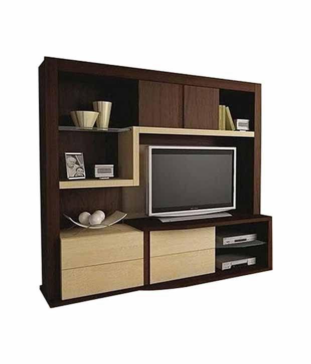 Cube Interiors Entertainment & Tv Unit - Buy Cube Interiors ...