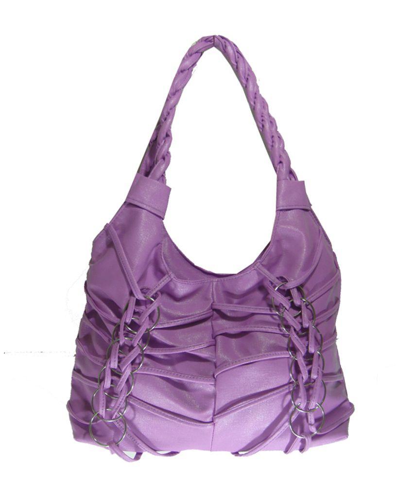 Essart Pink P.u. Shoulder Bag