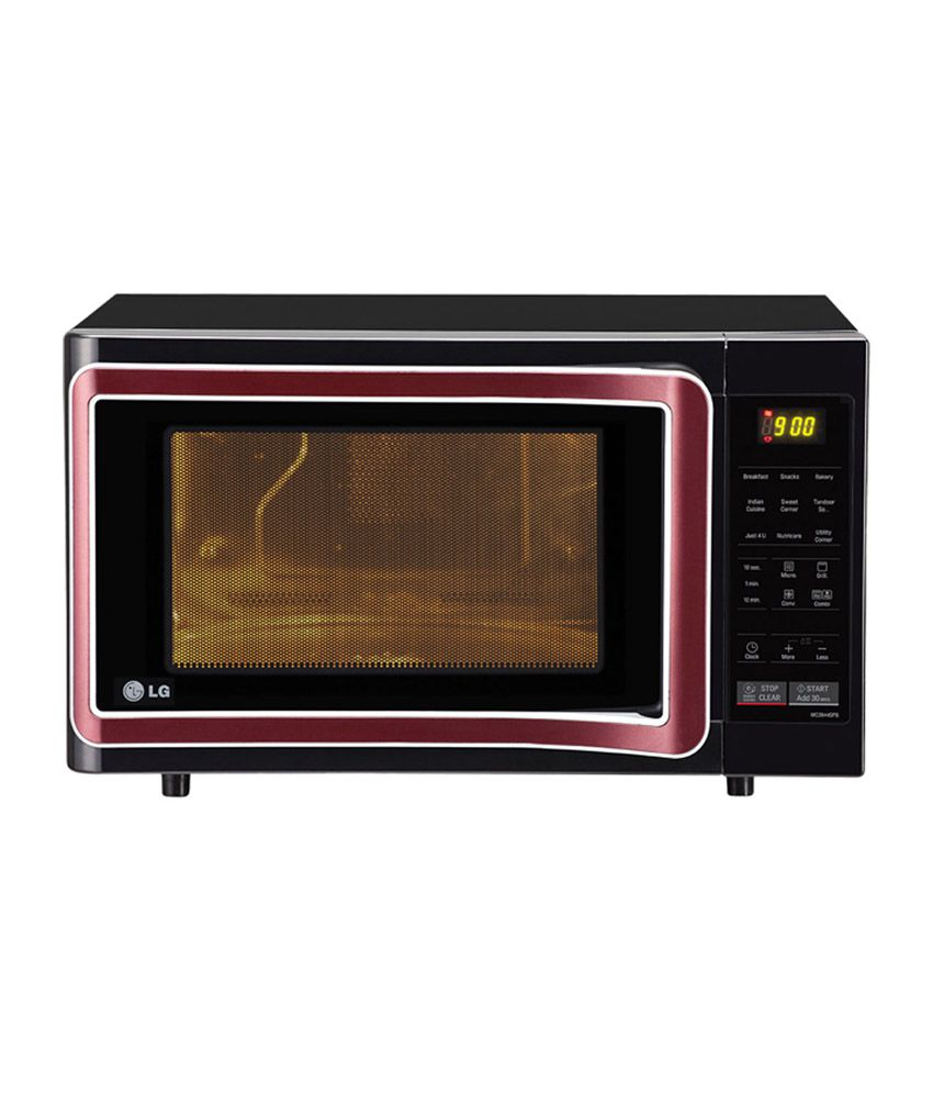 Lg 28 Ltr Mc2844spb Convection Microwave Oven Price In