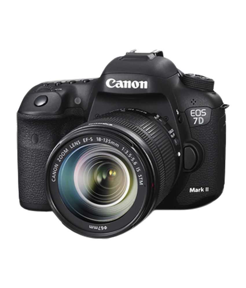Camera Canon Dslr Camera Price In India canon eos 7d mark ii kit ef s18 135mm f3 5 6 is stm price in 5