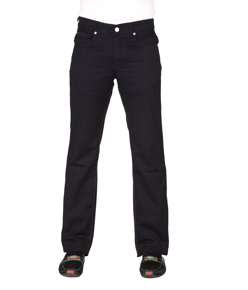 Club Fox Blue Cotton Jeans