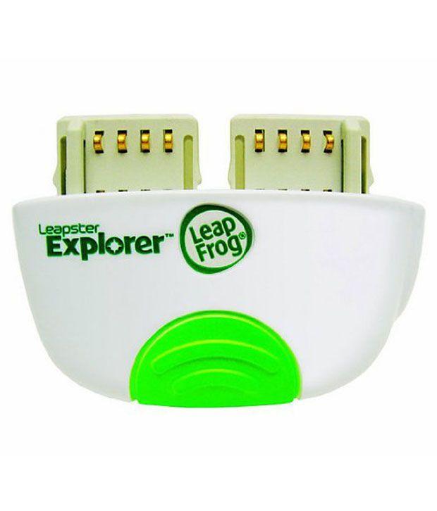 Leapfrog Enterprises Leapster Explorer Camera And Video Recorder
