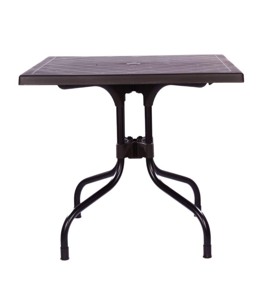 Supreme Olive Foldable Dining Table Wenge Buy Supreme Olive Foldable Dini
