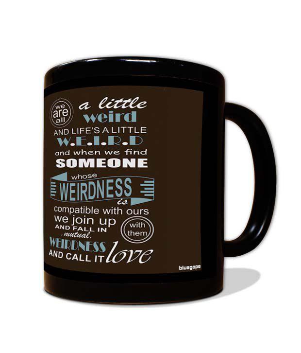 Bgfanstore Delusion Love Life Coffee Mug
