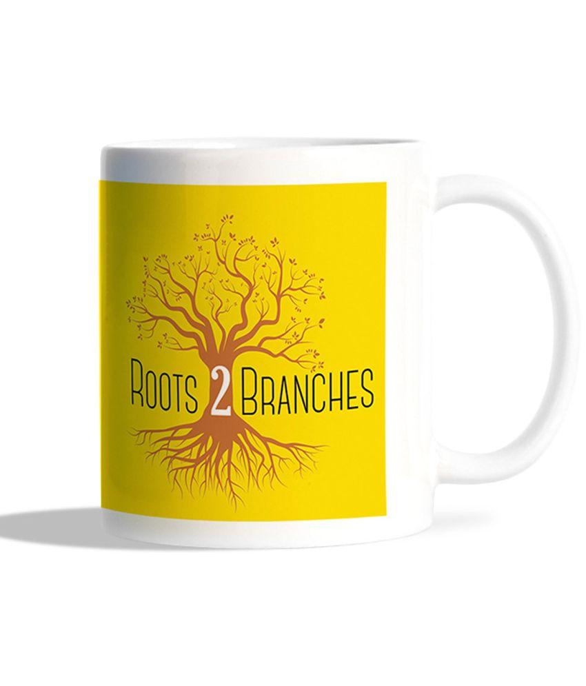 Bgfanstore Devraj Baruah Love Nature Mug
