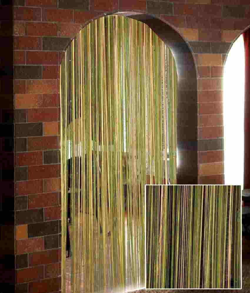 Homezaara Single Door String Beaded Curtain Buy
