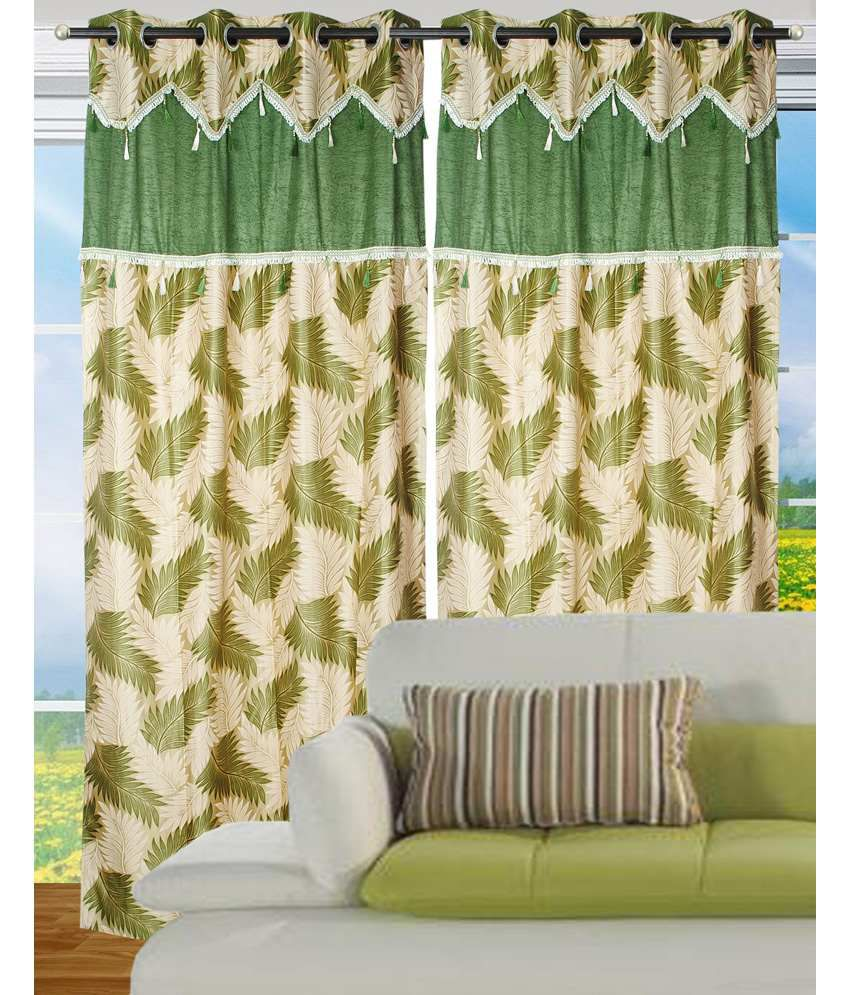 Fantasy Home Decor: Fantasy Home Decor Single Door Eyelet Curtain Contemporary