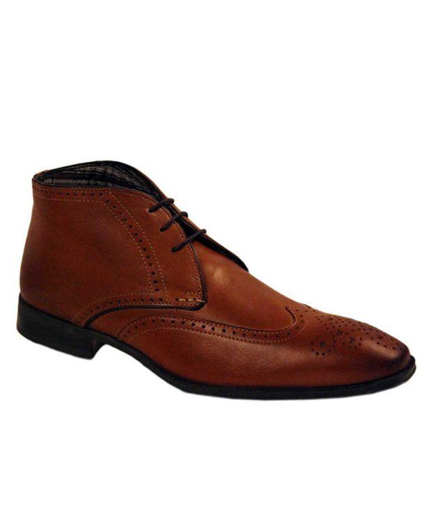 Burkley Brown Boots