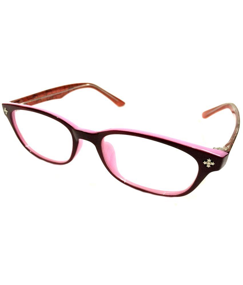 Non Designer Eyeglass Frames : Designer Frames Multicolour Non Metal Rectangle Eyeglasses ...
