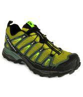 Salomon Green Sport Shoes