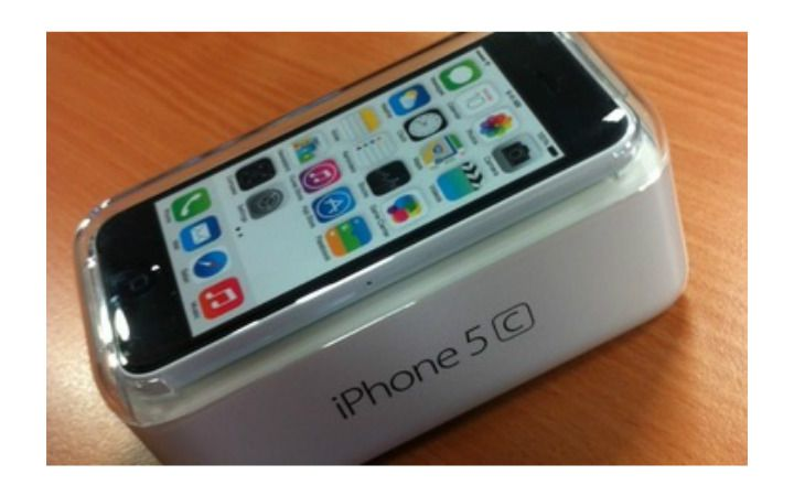 Apple Iphone 5c White Box | www.pixshark.com - Images ...