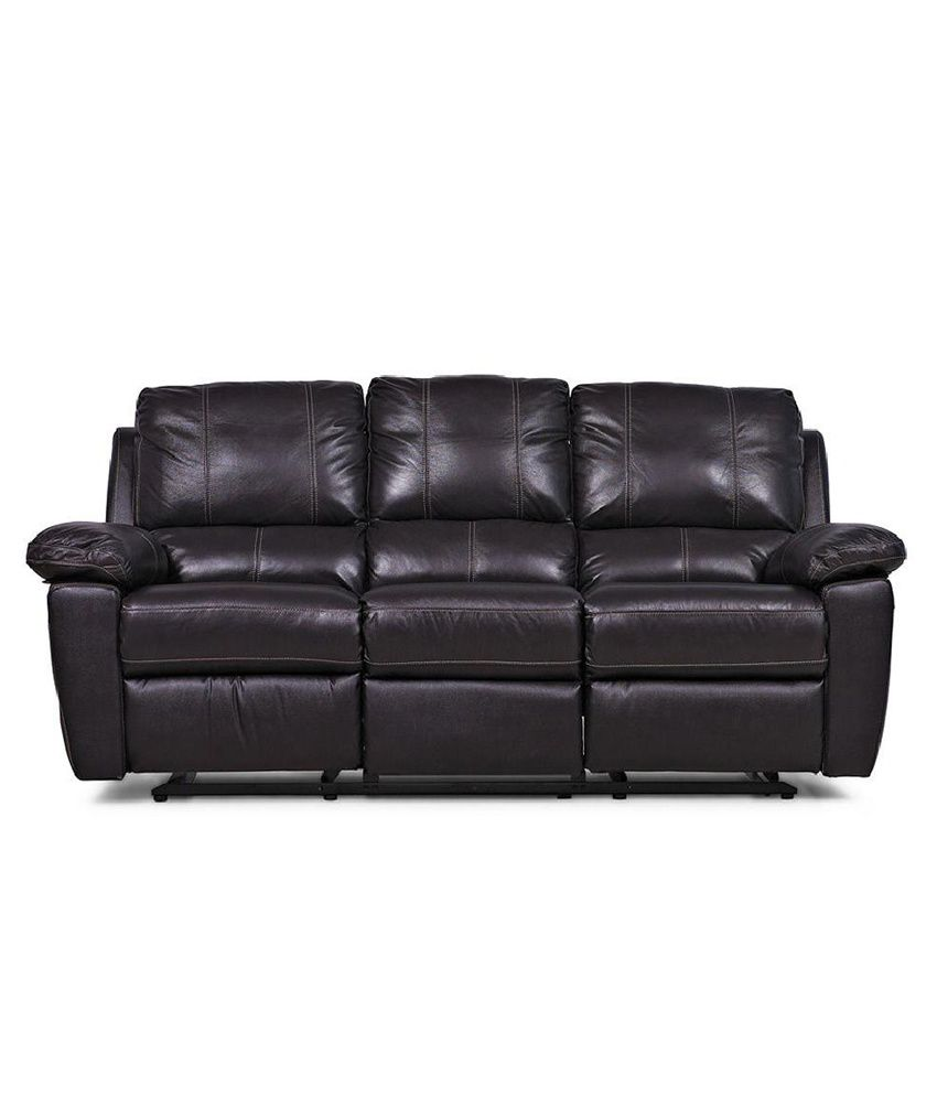 5 seater leatherette sofa set 3 1 1r black buy 5 seater rh snapdeal com