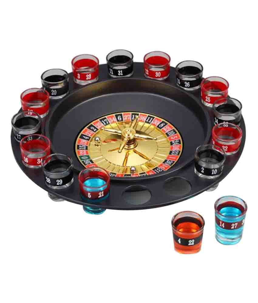 Accessories for alcohol: play roulette, cool with stones 5
