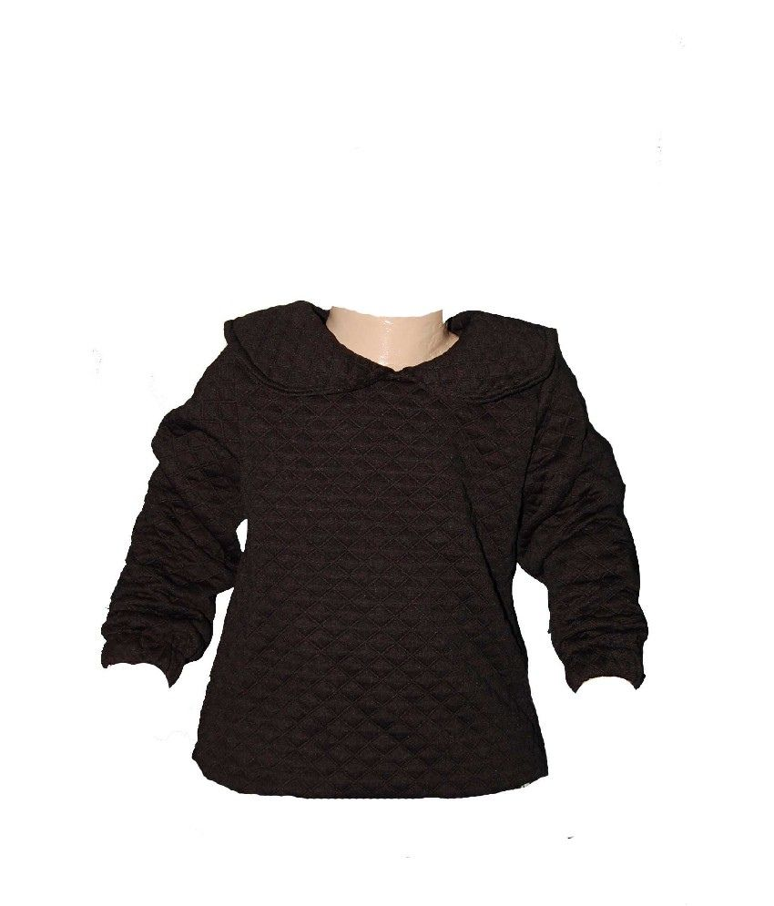 Habooz Sleevless Black Color Sweater For Kids - Buy Habooz ...