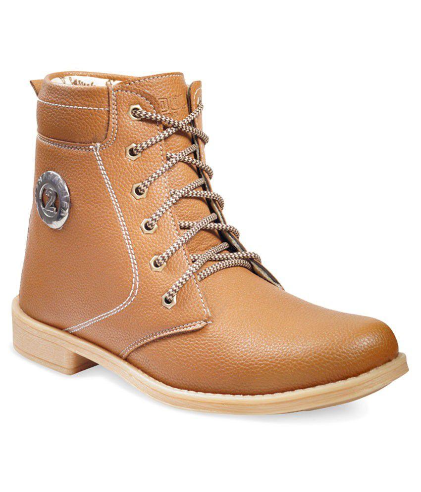 ADYBird Dynamic Tan Boot