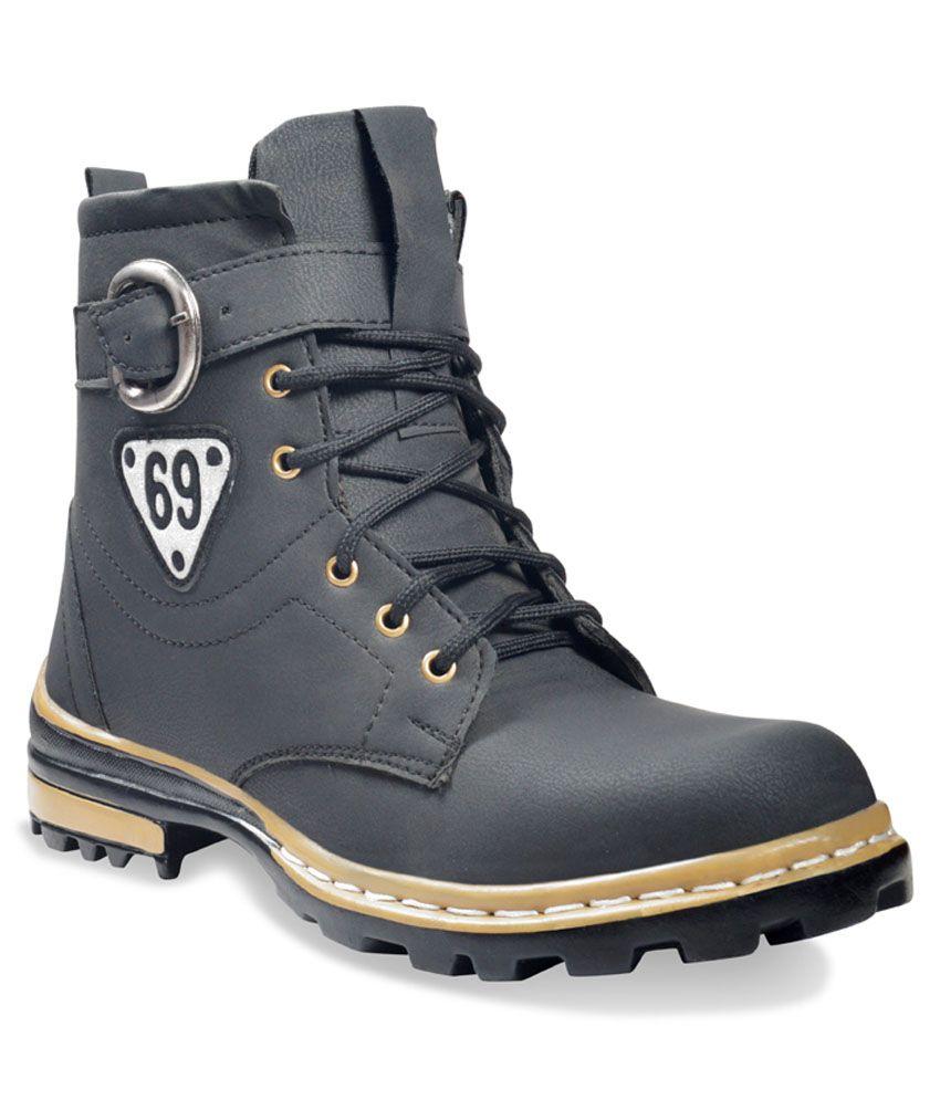 ADYBird Exclusive Black Boot