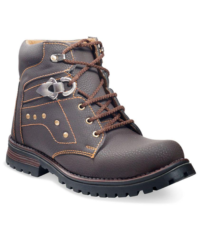 ADYBird Stunning Brown Boot