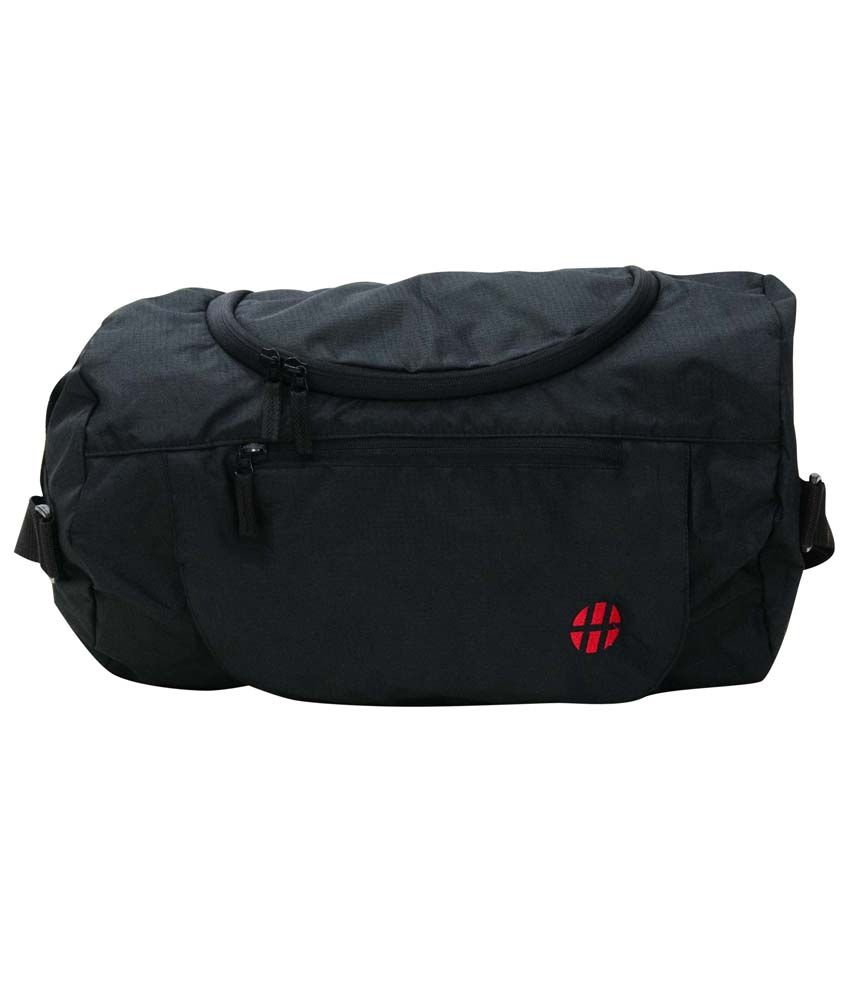 Harissons Black Agile RS 28L gear Gym Bag