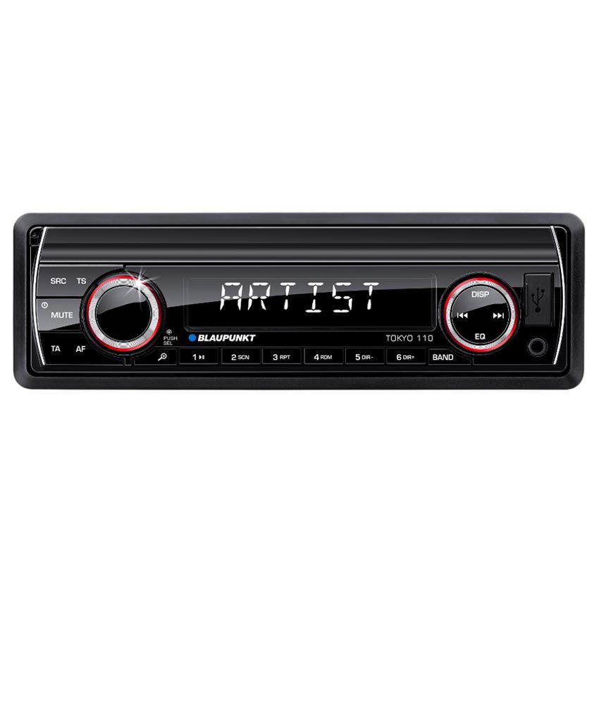 Blaupunkt car radio tokyo 110 usb sd