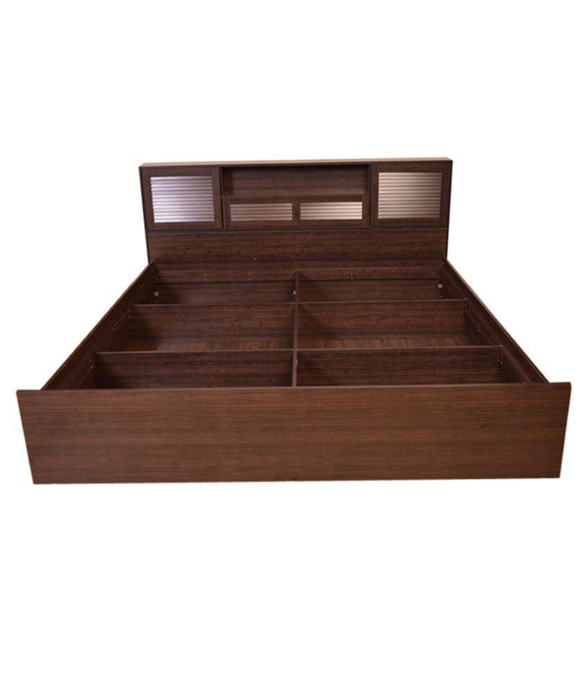 Hometown Bali Queen Bed With Box Storage Buy Hometown Bali Queen