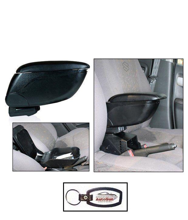 Autosun Car Armrest Console Black - Color Maruti Suzuki Celerio: Buy Autosun Car Armrest Console