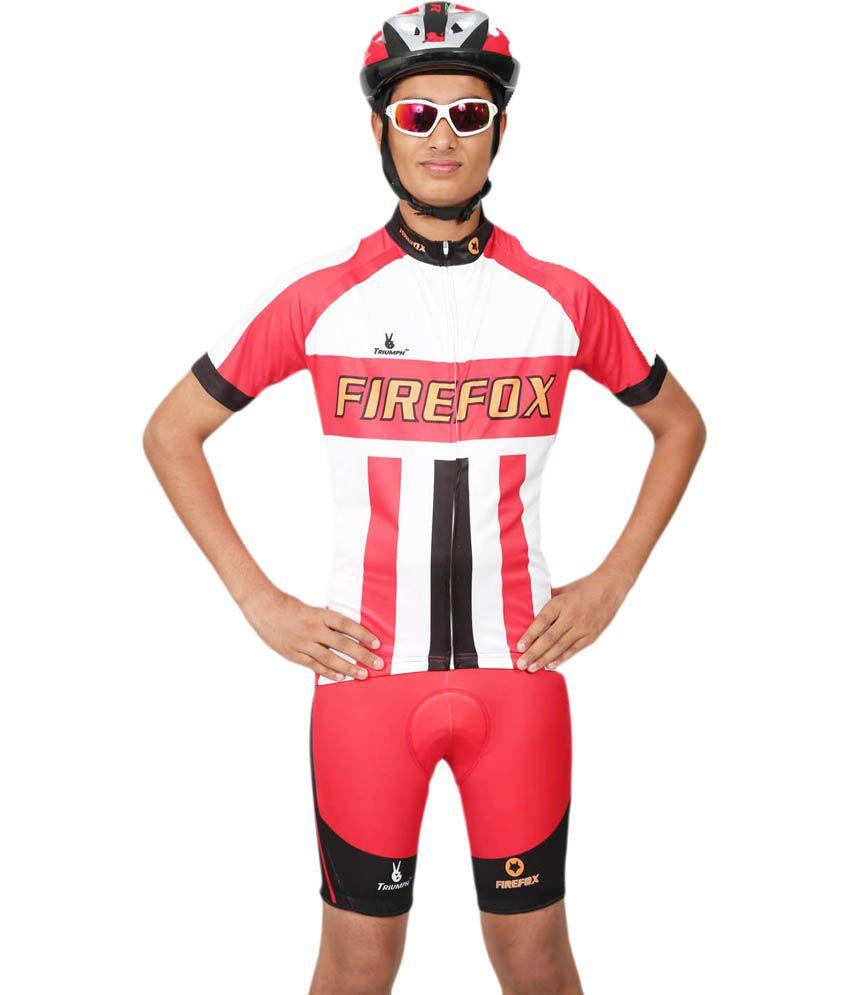 Triumph-firefox Winter Bicycle Wear
