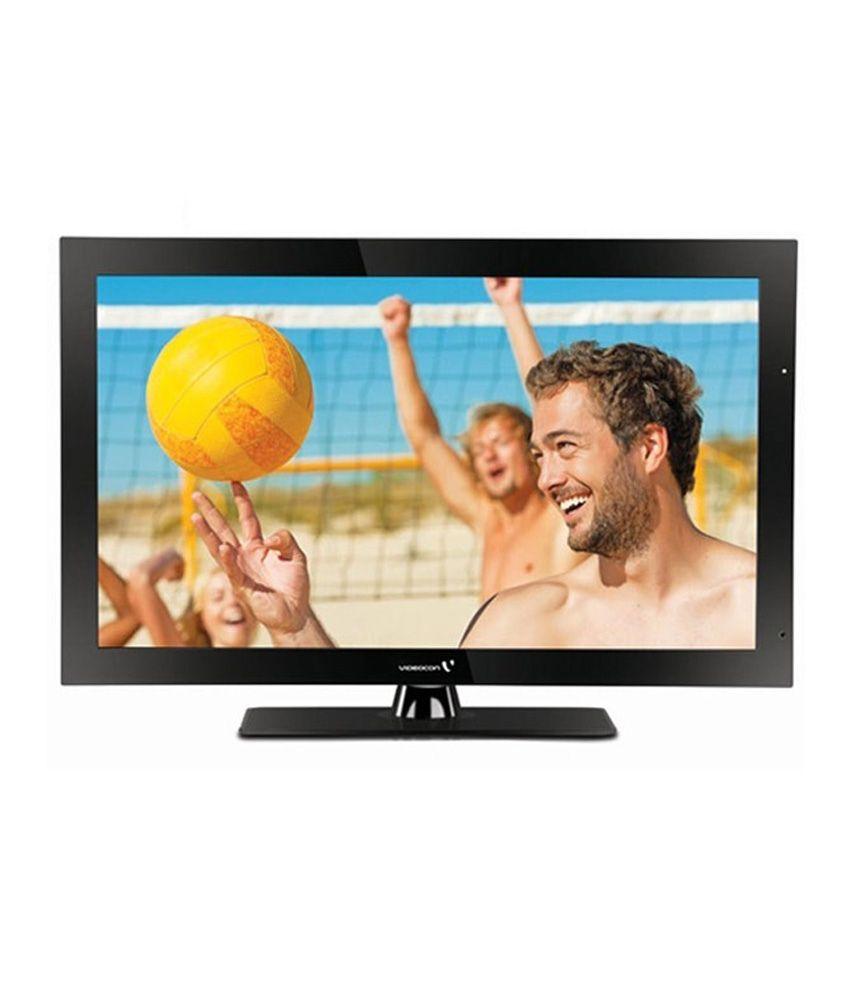 Videocon VJE32FH 81 cm (32) Full HD Ultra Slim LED Television