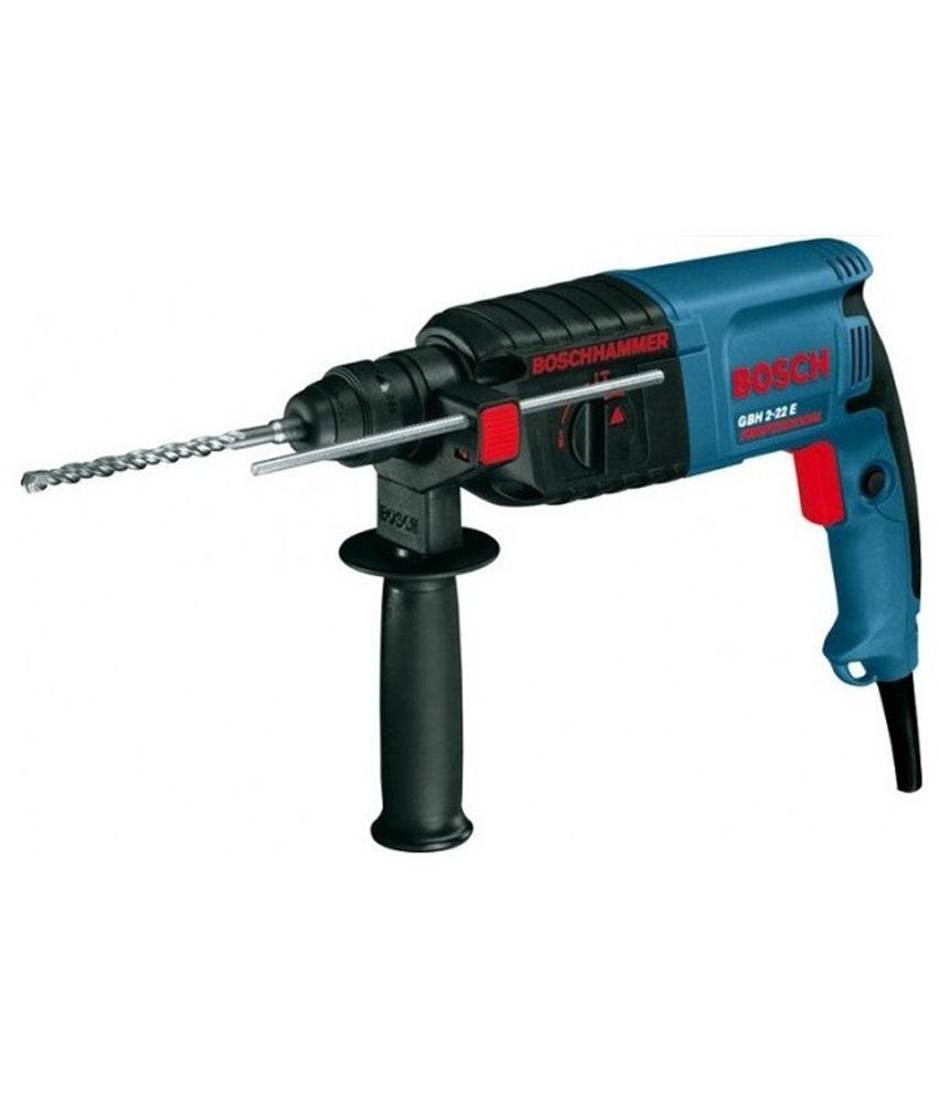 Bosch Rotary Hammer Drill Gbh 2-22e: Buy Bosch Rotary ...