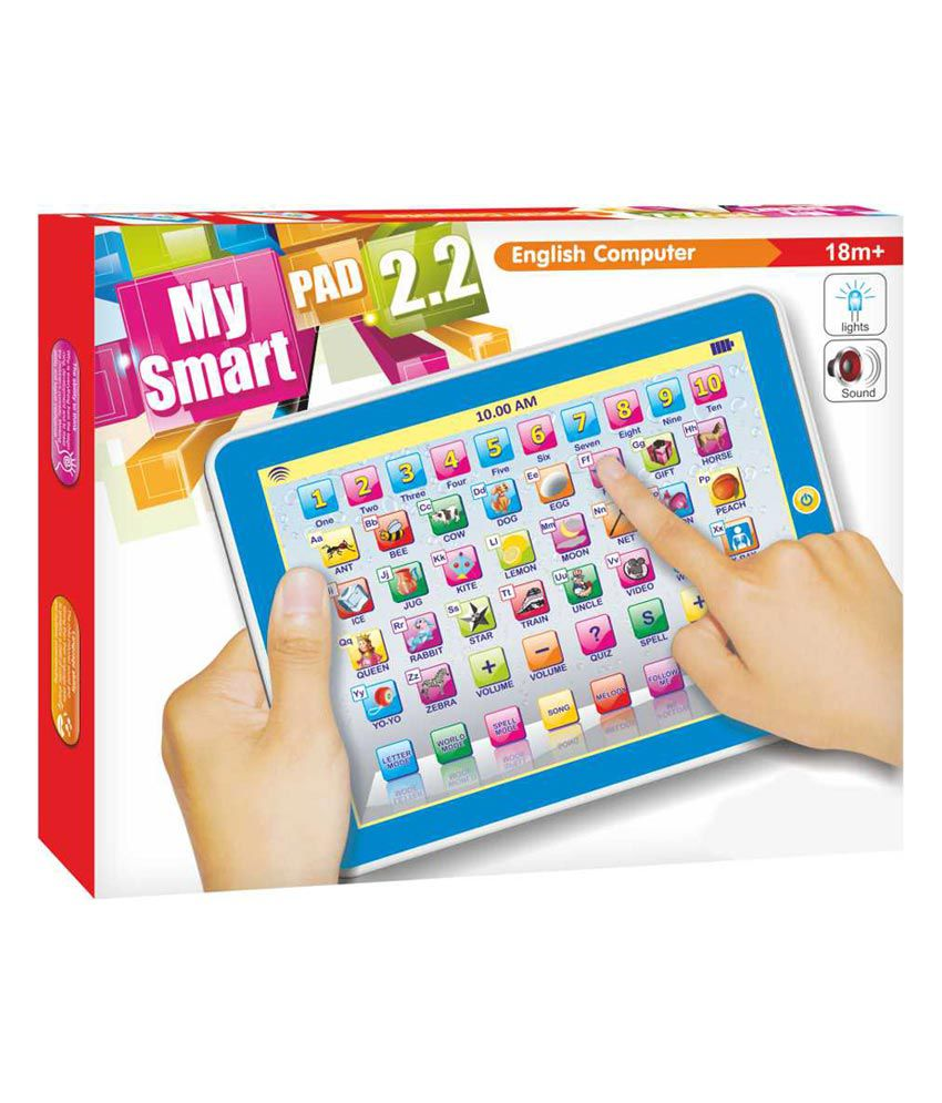 PraSid My Smart Pad for Kids