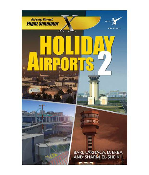Aerosoft Holiday Airports 2 - Requires Fsx (addon Only)