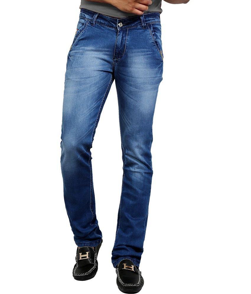 Dfu Jeans Blue Slim Jeans