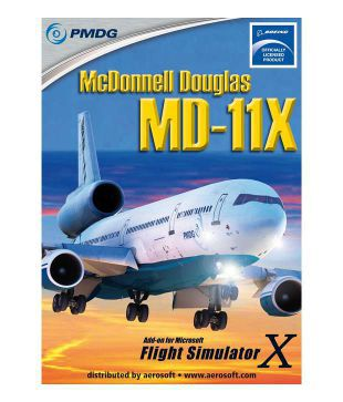 Aerosoft Pmdg Md 11 - Requires Fsx (addon Only)
