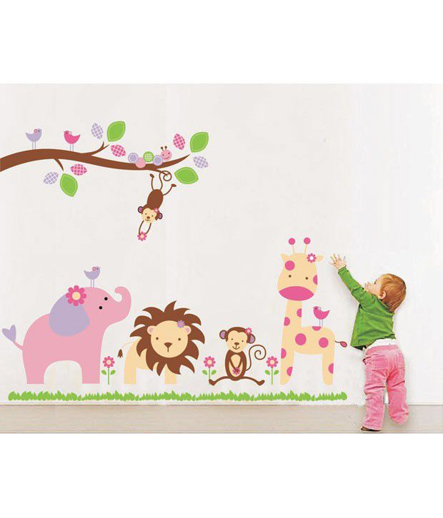 ... Uberlyfe Nursery Wall Sticker Decals For Boys And Girls Childrenu0027s Wall  Decor Art Sticker Decals ... Part 56