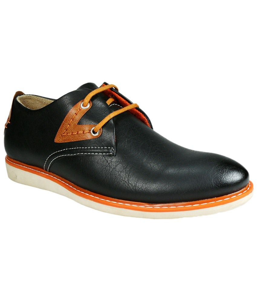 bacca bucci black casual shoes price in india buy bacca