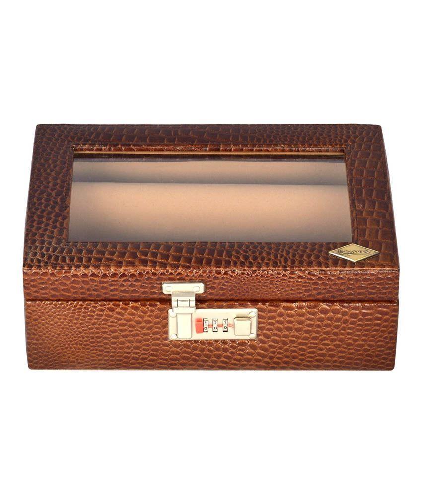 Laveri Brown Vanity Bangle Box