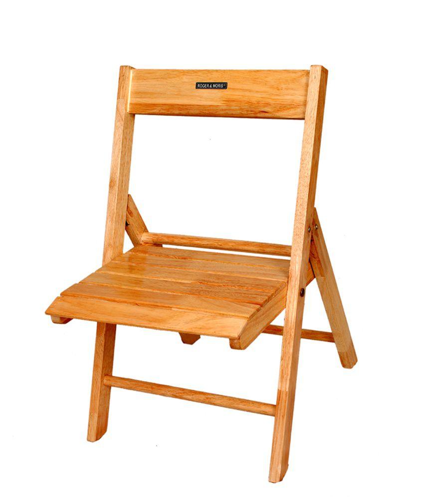 Roger & Moris Wooden Baby Folding Chair Buy Roger & Moris Wooden Ba