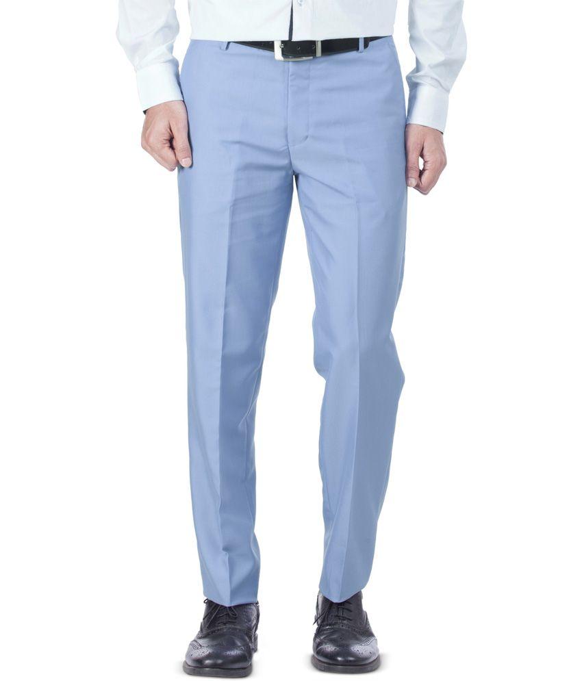 Zovi Blue Regular Formals