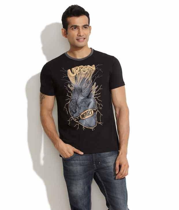 Colt Black Pump Your Heart T-Shirt