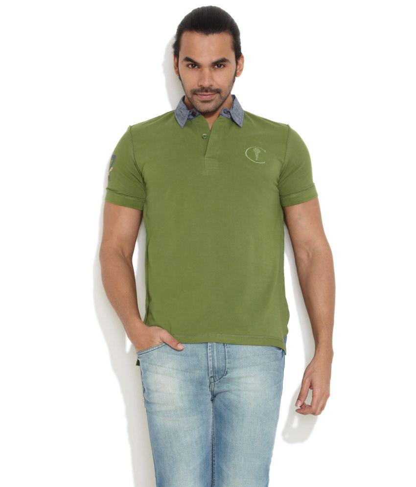 In The Closet Green Royal Flush It! Poker T-Shirt