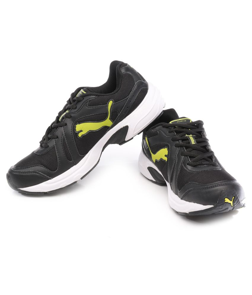 puma running shoes without laces