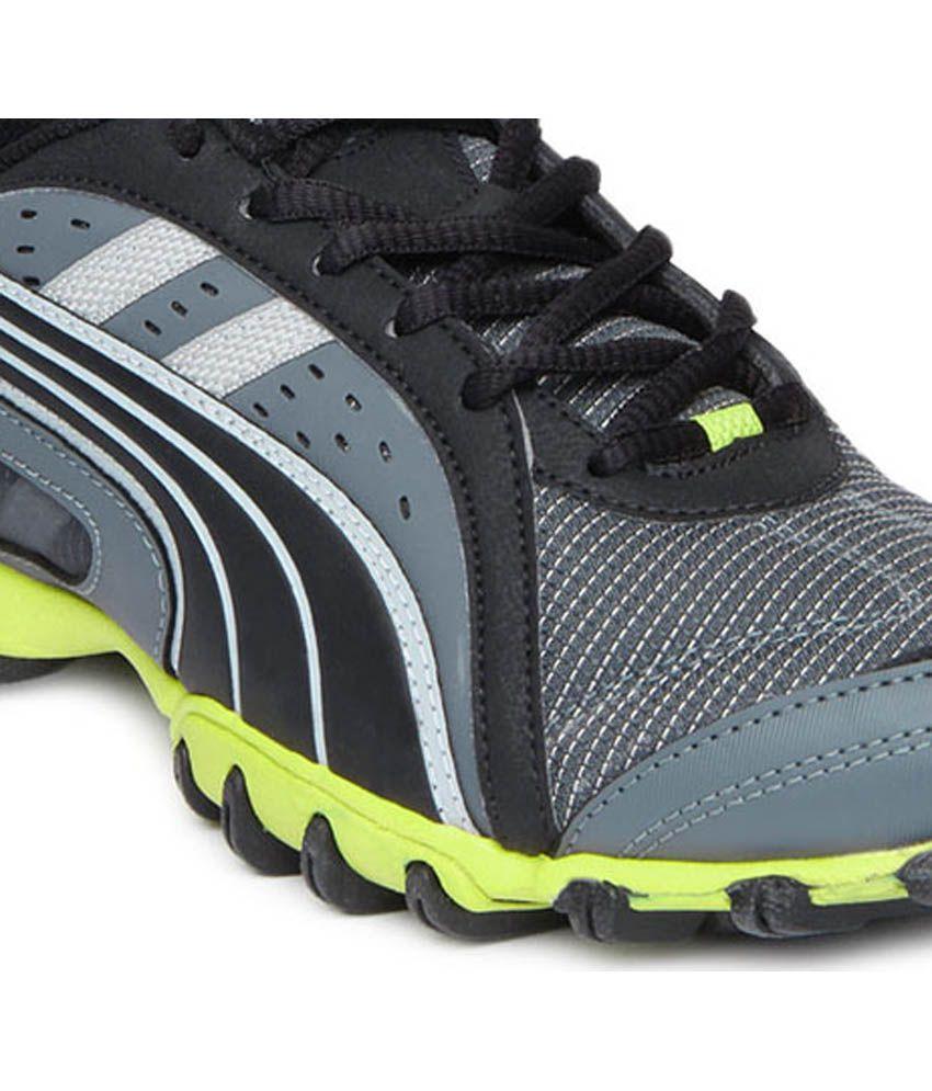 99542dcbc3fb Puma Sienna Dp Grey Running Shoes - Buy Puma Sienna Dp Grey Running ...