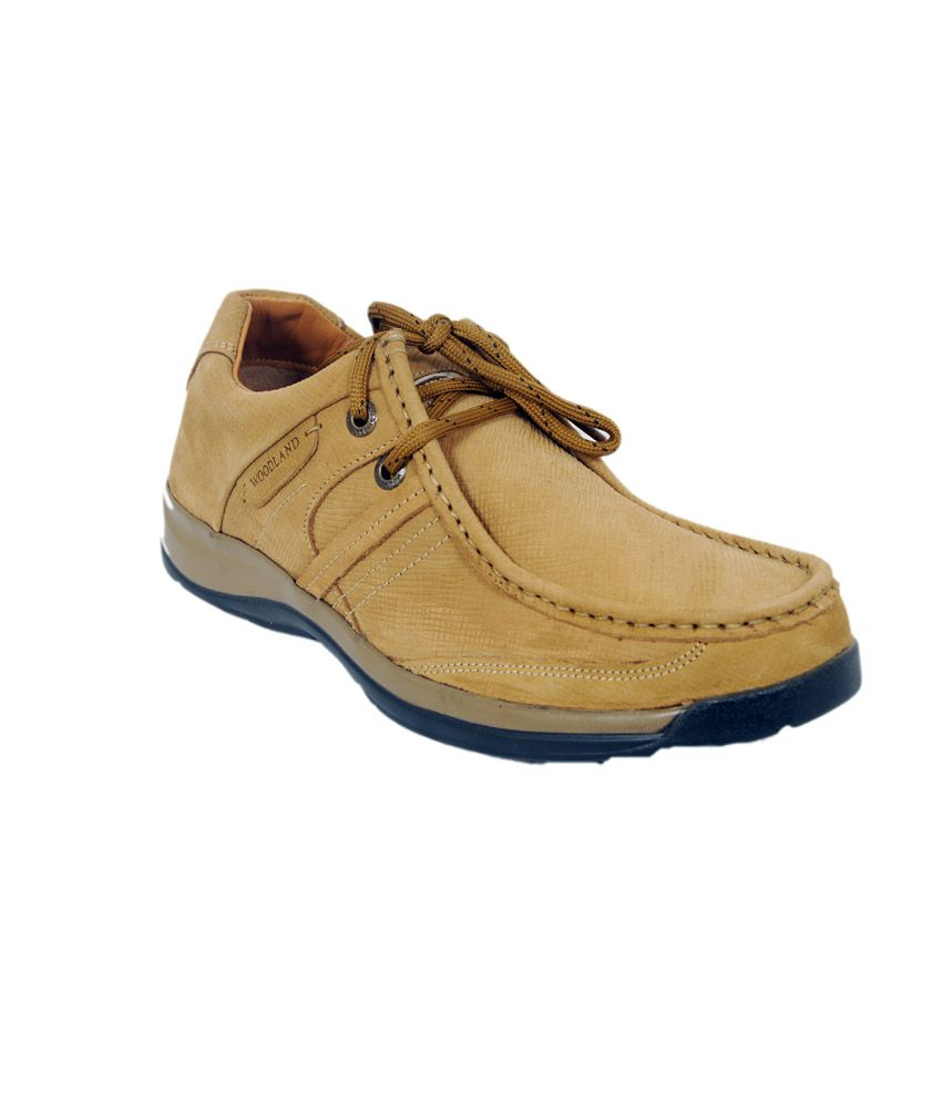 Men Shoes Camel