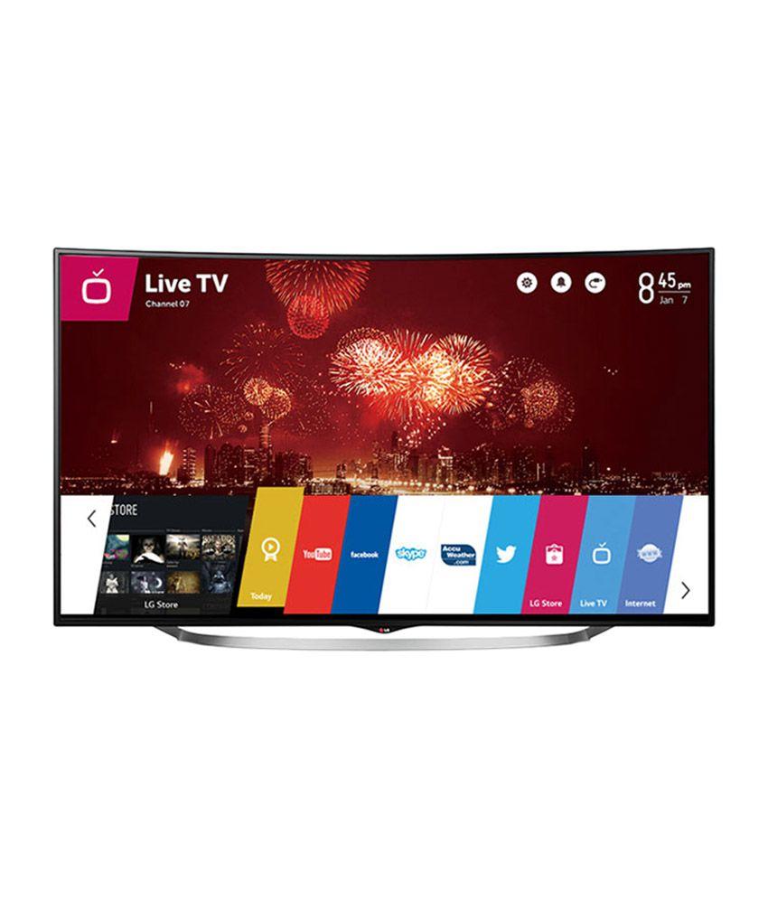 LG 65UC970T 164 cm (65) 4K (Ultra HD) 3D Smart LED Television