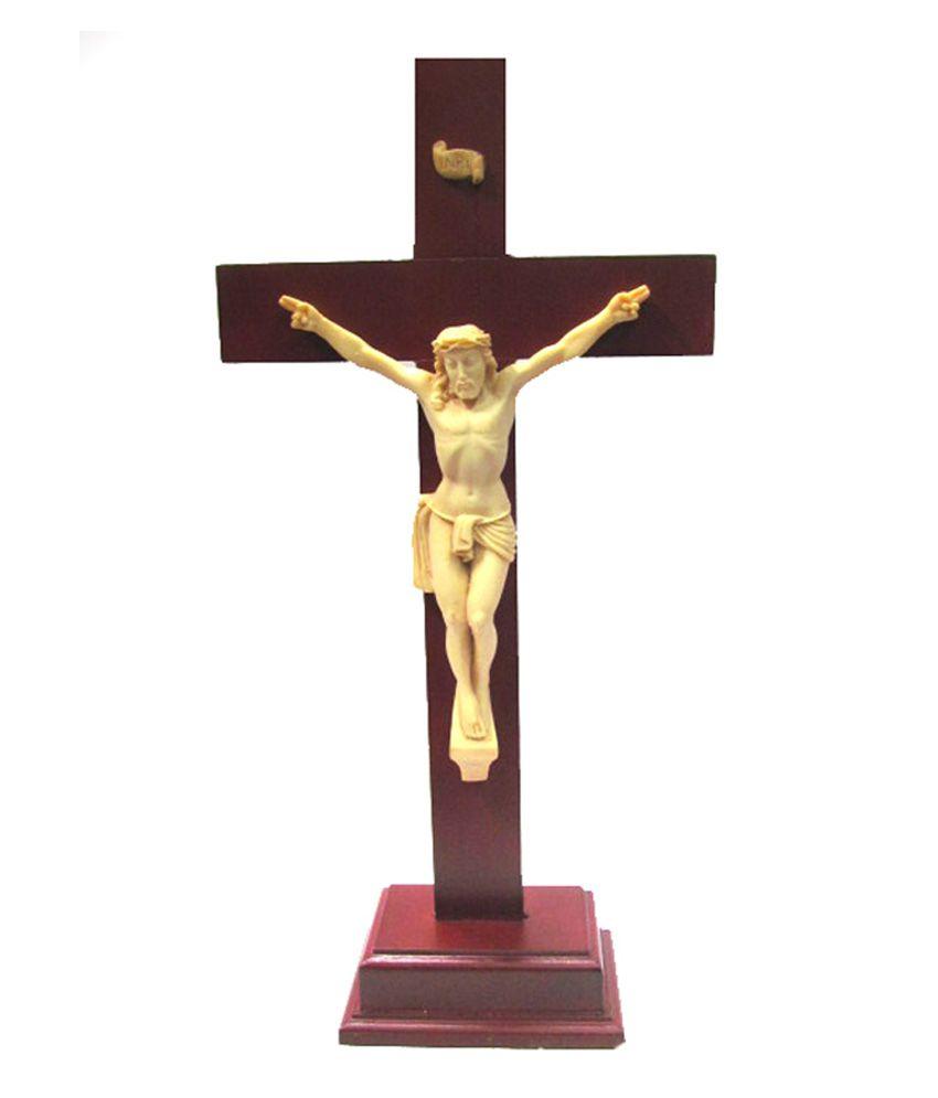 s c handicrafts jesus christ cross idol buy s c handicrafts jesus