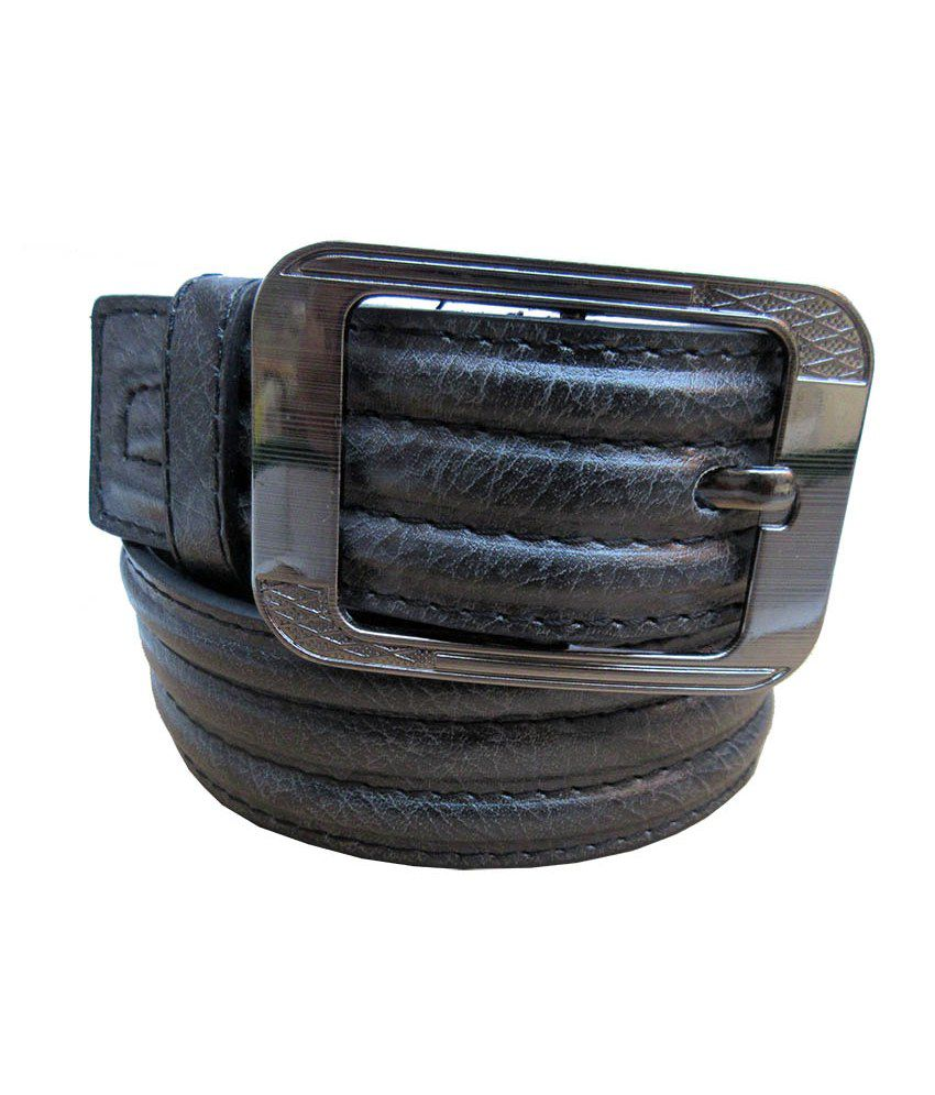 Urfashion Gray Single Casual Belt For Men