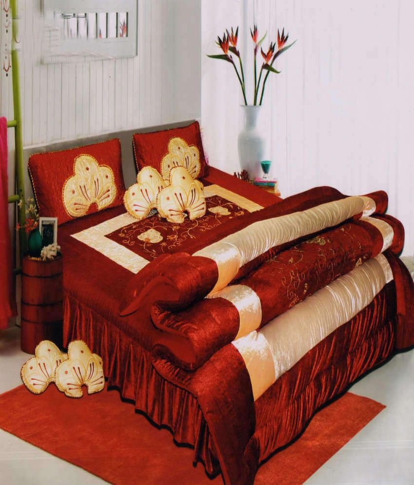 Majesty Home Decor Wedding Bedroom Set Buy Majesty Home Decor Wedding Bedroom Set Online At