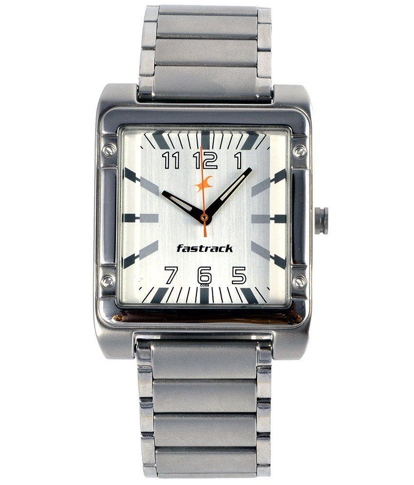 Fastrack 3040Sm01 Metal Watch For Men - Buy Fastrack ...
